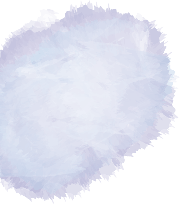 purple watercolor brush under library web designers illustration