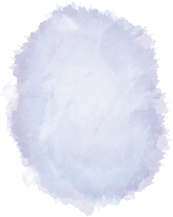 purple watercolor brush under library web designer illustration
