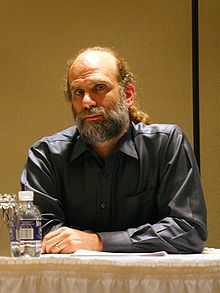 Image of Bruce Schneier, creator of Schneier's law