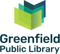 Greenfield Public Library logo